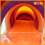 Heißer verkaufender aufblasbarer Tunnel Linsect der gute Qualitäts2016 aufblasbarer Hindernis-Tunnel (AQ2001-2)