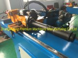 Macchina piegatubi del tubo automatico di Plm-Dw75CNC per il diametro 74mm