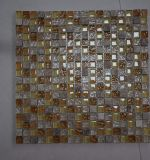 2017 новых мозаик квадрата прибытия плавя стекло кроют плитку черепицей стены кухни ванной комнаты