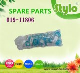 019-11806 para el rodillo de goma de la recolección de Gr/Ra, rodillo de alimentación de papel