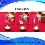 Sostenedor de vela creativo de la Navidad del precio de Cheapeset de la fábrica (CH-01)