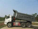Caminhão de descarga do Tipper da mineração de Sinotruck HOWO 6X4
