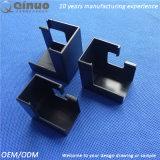 Beschermer van de Hoek van het Meubilair van het Ontwerp van Qinuo de Nieuwe Witte en Zwarte Plastic