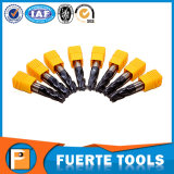 4 flautas de HRC 50 ajustan la herramienta de carburo del molino de extremo