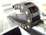 2.5m de UV Flatbed Printer van het Grote Formaat met Hoofden Spt
