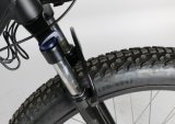 Luz de freno bici gorda eléctrica de la montaña de 26 pulgadas con la batería ocultada
