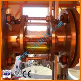 Sistema inútil de la columna de destilación del aceite de motor del motor