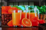 Pantalla a todo color de la definición ultra alta LED de P1.667 de interior
