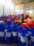Le plastique Buckets les matières premières Masterbatch déshydratant en plastique par gris de Masterbatch Company