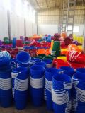 O plástico Buckets matérias- primas Masterbatch dessecante plástico pelo cinza de Masterbatch Companhia
