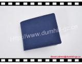 نمط زرقاء نوع خيش [بو] جلد رجل محفظة مع عملة حقيبة
