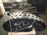 Trilha ou máquina escavadora de borracha Clawer (450*83.5*74)
