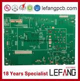 1.6mm 2layer 두 배 편들어진 OSP 의료 기기 PCB 회로판