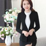 顧客用ビジネス形式的な女性のパンツスーツ
