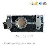 culasse 4D94e 6144111112 pour des pièces de moteur diesel d'excavatrice