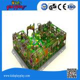 Оборудования спортивной площадки малышей центр игры пластичного крытого мягкий
