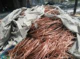 Câblages cuivre Cu99.99%, rebut 99.99% de câblage cuivre de grande pureté