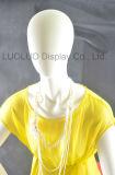 Elegante weibliche Mannequine für Kleid-Bildschirmanzeige