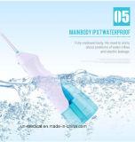Vollkommene Familien-Sorgfalt-bewegliches zahnmedizinisches Wasser Flosser