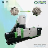 Saco tecido PP esperto do plástico do desperdício do controle que recicl a máquina de granulagem