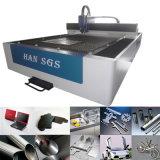machines automatiques de coupeur de laser en métal de l'acier inoxydable 1000W avec Ce/ISO