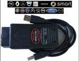 Mpm COMインターフェイスUSB/Bt/WiFi+ Maxiecu Mpm COMの自動車スキャンナーの診察道具のための工場価格