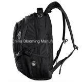 ポリエステル学校屋外旅行袋のラップトップ・コンピュータのバックパック