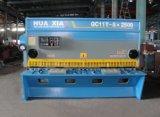 Гидровлический автомат для резки ножниц гильотины CNC металла