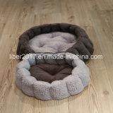 형식 디자인 두 배 애완 동물 고양이 개 침대 집
