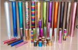 Uso caliente olográfico de la lámina para gofrar del alto grado, del papel y del plástico, talla estándar inferior de MOQ