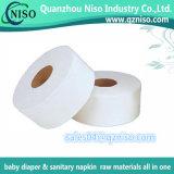 아기 Diapers&Sanitary Napkins&Adult 기저귀를 위한 티슈 페이퍼