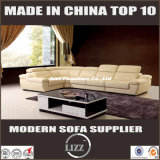 現代ソファーL形の居間の家具(LZ-1332B)