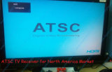 ATSC Receiver México / EUA HD TV Box HD 1080P Digital TV Converter Box