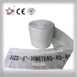 Tubulação do PVC da mangueira da descarga da água de 6 polegadas
