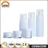 Weiße Custonized kosmetische Schaumgummi-Flasche für persönliche Sorgfalt