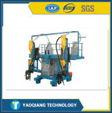 Machine automatique de soudure à l'arc électrique submergée de grille de portique pour la poutre en double T