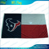 Флаг футбола, флаг клуба, флаг сторонницы, флаг NFL (J-NF01F03112)