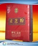 Regalo/alimento de empaquetado de papel rígido de lujo/venta al por mayor cosmética del rectángulo (XC-hbf-007)