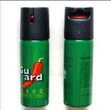 слезоточивый газ самозащитой полиций 60ml/перцовый аэрозоль (SYSG-59)