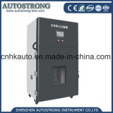 verificador do esmagamento da bateria 20kn com controle da tela de toque do PLC