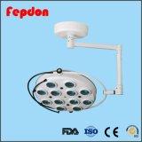Luz de luz cirúrgica de luz fria de teto médico (YD02-9)