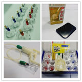 Придавая форму чашки терапия медицинской службы оборудования Hijama физическая