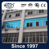Visione unidirezionale blu d'argento che costruisce finestra solare che tinge pellicola
