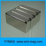 Kundenspezifischer starker permanenter Neodym N52 NdFeB Block-Magnet