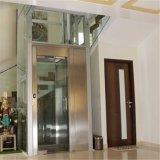 Levage résidentiel en verre Munufacturer d'ascenseur de maison de passager de cabine petit