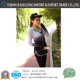 Женщин курток спортов OEM куртка йоги дешевых оптовых