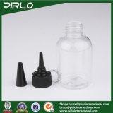 يخلي [100مل] [3.3وز] زجاجة بلاستيكيّة مع وحيد قرن غطاء لأنّ صيدلانيّة