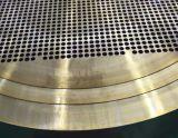 Lo strato di tubo del rivestimento di Cladded del rame del bronzo di nichel di NU C63000/UNS C63200/deflettori di alluminio/ha forgiato la forgia TubeSheets/piastre tubiere/piastre di sostegno
