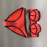 Nuovo bikini di sport delle donne della spiaggia di modo di disegno