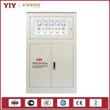 50kVA control de motor de servo del regulador de voltaje automático de 3 fases